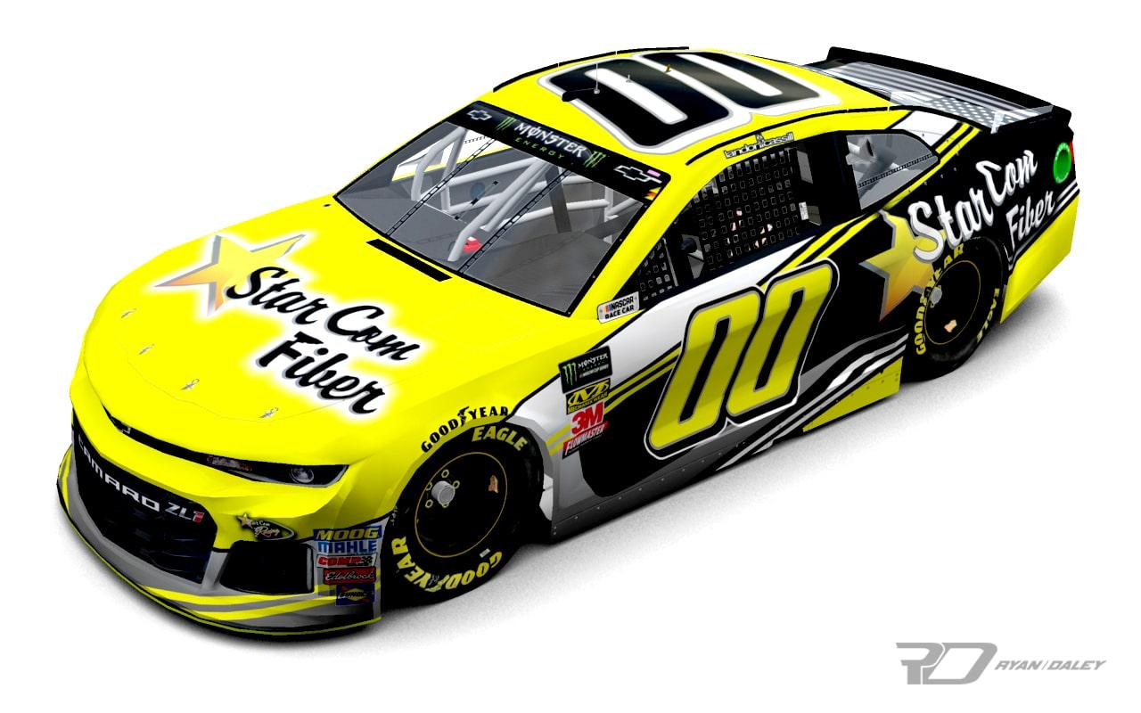 StarCom Racing MENCS NASCAR