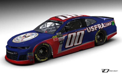 USFRA Hometown Hero Contest Winners Head to Texas with SCR & Landon Cassill