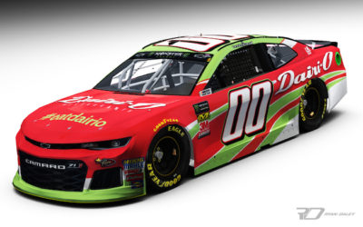 StarCom Racing and Dairi-O Restaurants Partner for All Star Race and Coca-Cola 600
