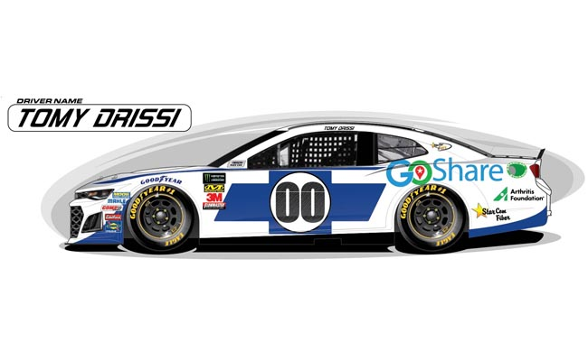 Trans Am Champion Tomy Drissi Set to Run the 00 in Sonoma