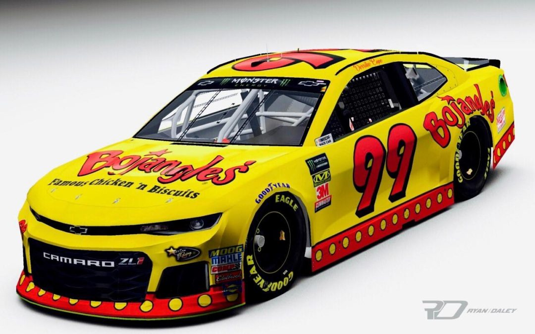 Title Sponsor Throws it Back with Derrike Cope at the Iconic Bojangles' Southern 500®