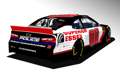 StarCom Racing & Superior Essex Join Forces to Raise Funds to Support Local Michigan PD