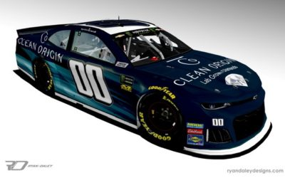 StarCom Racing & Clean Origin Team Up to Shine at The Monster Mile