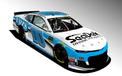 StarCom Racing, Units Moving and Portable Storage and SeaDek Partner up for Martinsville