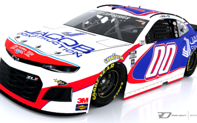 StarCom Racing and Rick Ware Racing Team Up To Bring Back Jacob Companies