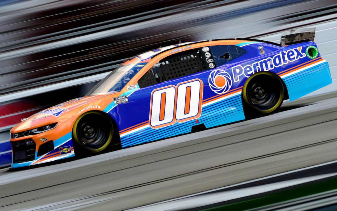 Permatex Kicks off 2021 NASCAR Season with StarCom Racing Sponsorship