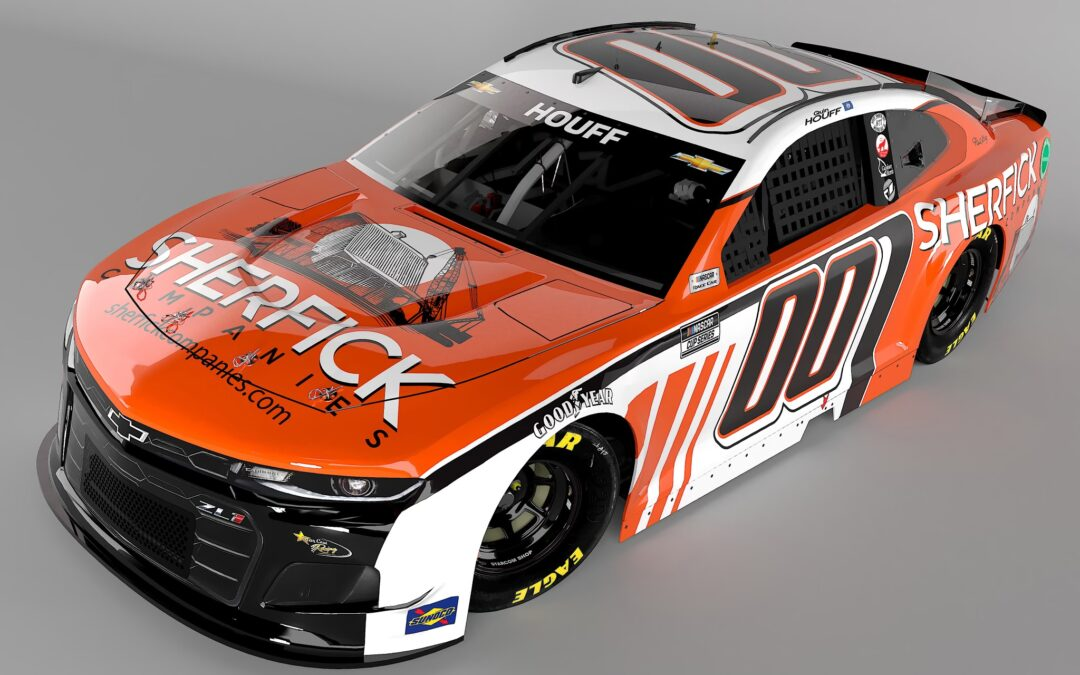 StarCom Racing to Partner with Sherfick Companies for the Brickyard Race in Indianapolis
