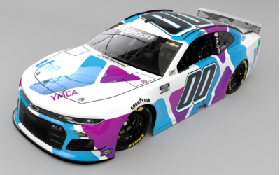 StarCom Racing and Quin Houff Partner with Frank and Shirley Dick Family YMCA and Creek Enterprise for the Michigan Cup Race